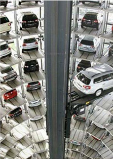 Servicio Integral - Parking Solution